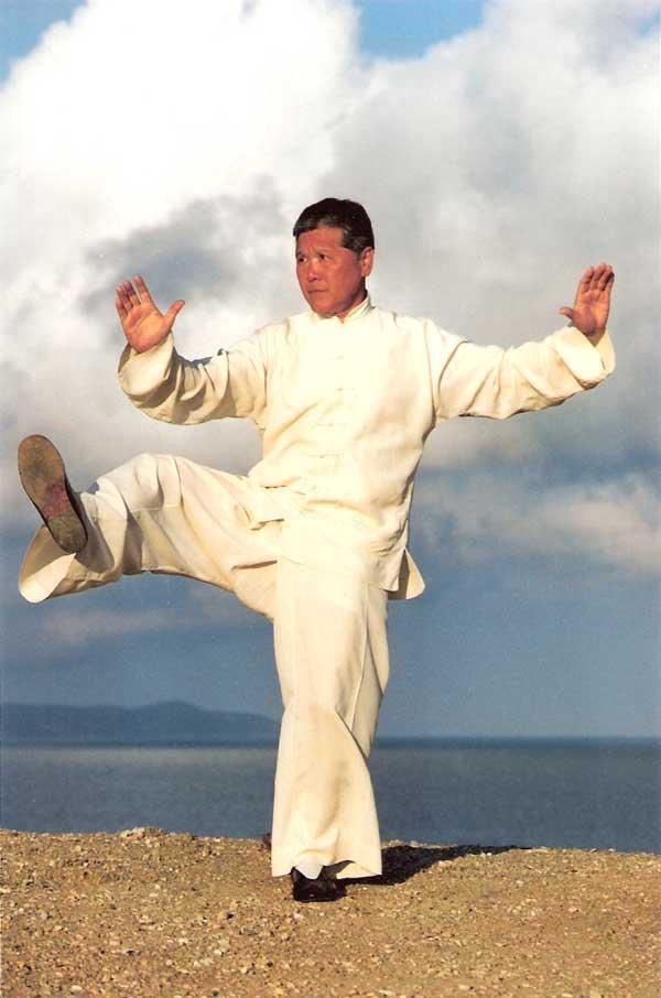 Master Tung - Separation Kick